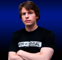 Seth at sethonsurvival.com